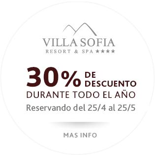 Promo 25% OFF Villa Sofia