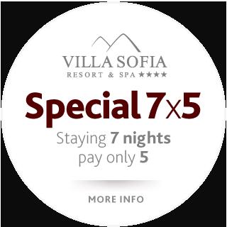 Promo 7x5 Villa Sofia